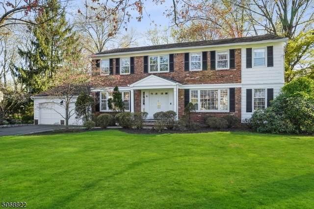 6 Rosedale Ter, Livingston Twp., NJ 07039 (MLS #3710178) :: RE/MAX Select