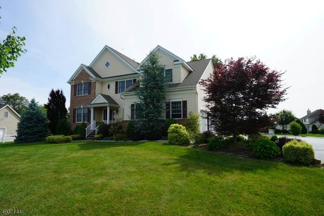 4 Mccalsey Dr, Hillsborough Twp., NJ 08844 (MLS #3710240) :: The Sue Adler Team