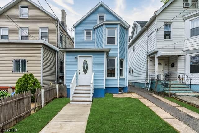 40 Sharon Ave, Irvington Twp., NJ 07111 (MLS #3710269) :: Corcoran Baer & McIntosh