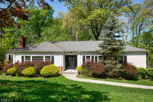 51 Runnymede Rd, Chatham Twp., NJ 07928 (MLS #3710313) :: RE/MAX Select