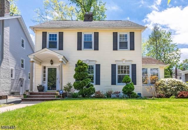 722 Varsity Rd, South Orange Village Twp., NJ 07079 (MLS #3710367) :: Coldwell Banker Residential Brokerage