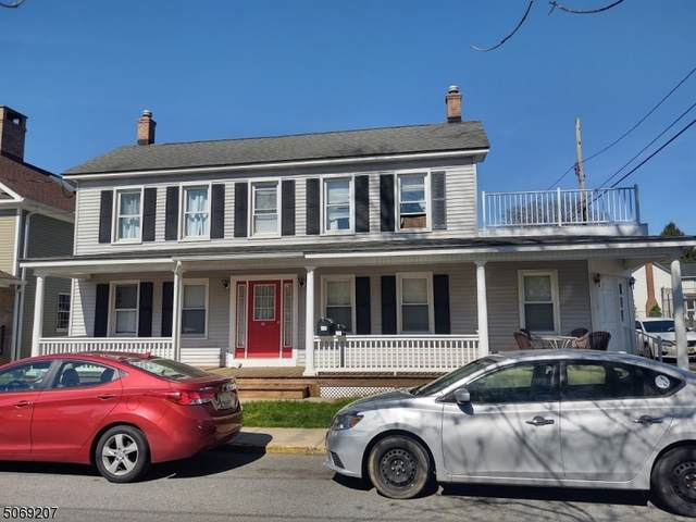 30 Taylor St, Washington Boro, NJ 07882 (MLS #3710378) :: Coldwell Banker Residential Brokerage
