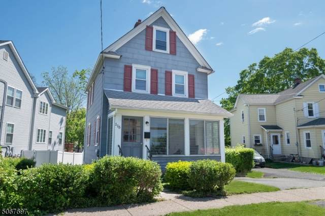 115 Park Ave, Madison Boro, NJ 07940 (MLS #3710393) :: The Debbie Woerner Team