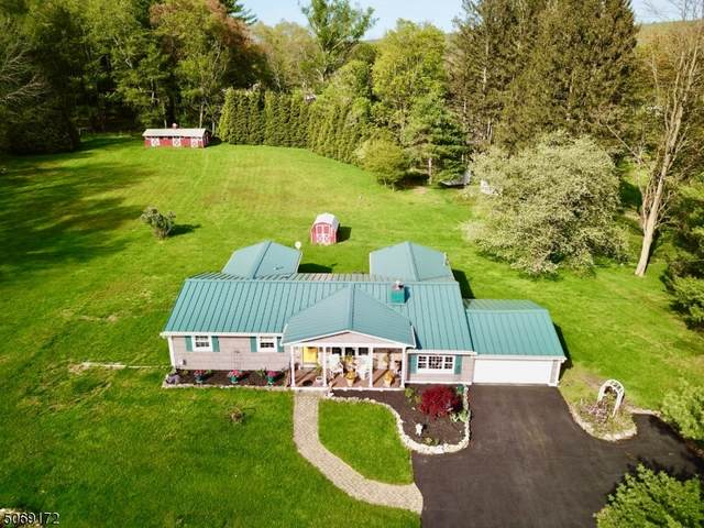 6 Jager Rd, Sandyston Twp., NJ 07826 (MLS #3710429) :: Coldwell Banker Residential Brokerage