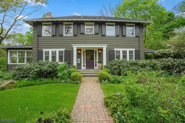 2 Euclid Ave, Maplewood Twp., NJ 07040 (MLS #3710437) :: Coldwell Banker Residential Brokerage
