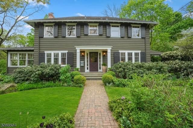 2 Euclid Ave, Maplewood Twp., NJ 07040 (MLS #3710437) :: SR Real Estate Group