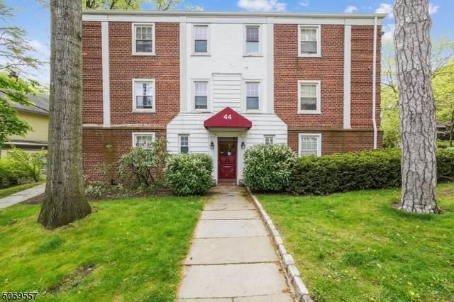 44 Union St #9, Montclair Twp., NJ 07042 (MLS #3710449) :: Coldwell Banker Residential Brokerage