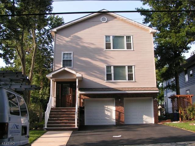 59 Central Ave #2, Somerville Boro, NJ 08876 (MLS #3710474) :: Coldwell Banker Residential Brokerage