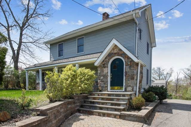 55 S Ridgedale Ave, East Hanover Twp., NJ 07936 (MLS #3710483) :: RE/MAX Select