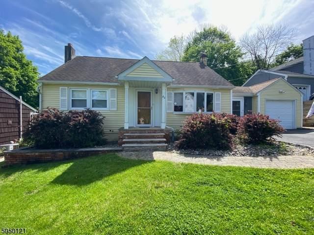 22 Elycroft Ave, Rockaway Boro, NJ 07866 (MLS #3710493) :: Coldwell Banker Residential Brokerage