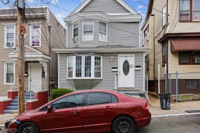 16 Arverne Ter, Irvington Twp., NJ 07111 (MLS #3710500) :: Corcoran Baer & McIntosh
