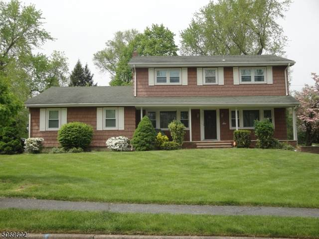 6 Cherry Ln, Parsippany-Troy Hills Twp., NJ 07054 (MLS #3710521) :: The Sikora Group