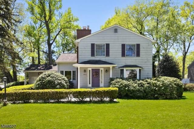 936 Crestwood Rd, Scotch Plains Twp., NJ 07076 (#3710534) :: Daunno Realty Services, LLC