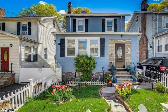 78 Underwood St, Newark City, NJ 07106 (MLS #3710546) :: Coldwell Banker Residential Brokerage