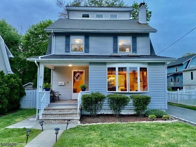 6 Beverly Rd, Livingston Twp., NJ 07039 (MLS #3710557) :: The Sikora Group