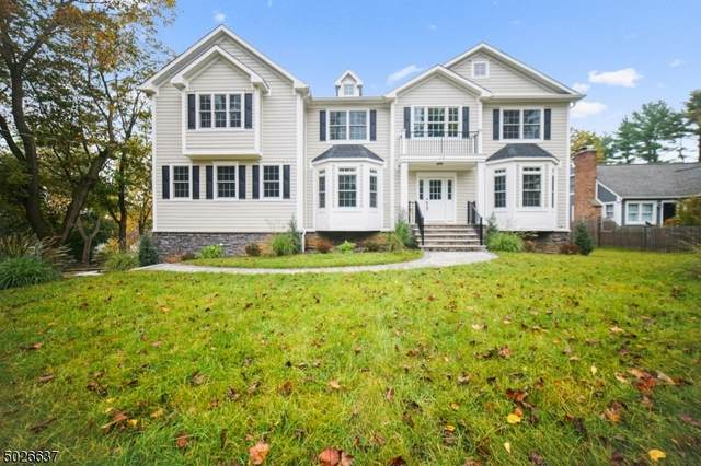 14 Chestnut Rd, Chatham Twp., NJ 07928 (MLS #3710576) :: RE/MAX Select