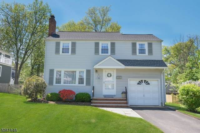 176 Colonial Rd, Summit City, NJ 07901 (MLS #3710615) :: The Sikora Group