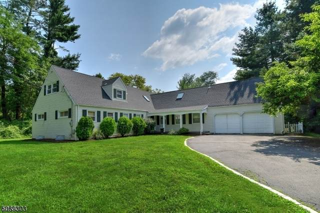 10 Jensen Ct, Chatham Twp., NJ 07928 (MLS #3710633) :: RE/MAX Select