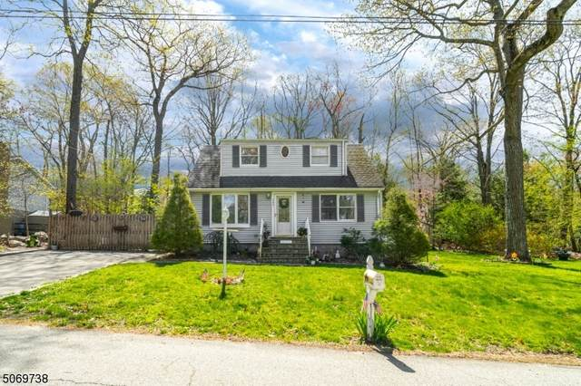 144 Papscoe Rd, West Milford Twp., NJ 07421 (MLS #3710647) :: RE/MAX Select