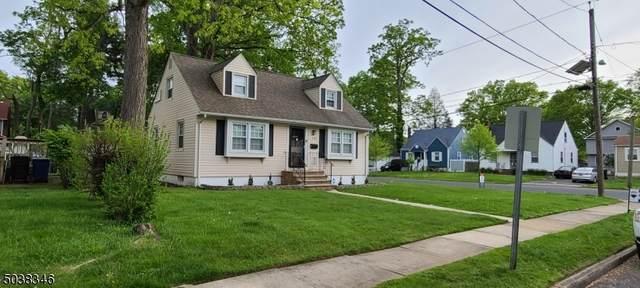 1300 Sunnyside Pl, Plainfield City, NJ 07060 (MLS #3710651) :: RE/MAX Select