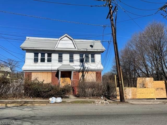795 Chancellor Ave, Irvington Twp., NJ 07111 (MLS #3710679) :: Corcoran Baer & McIntosh