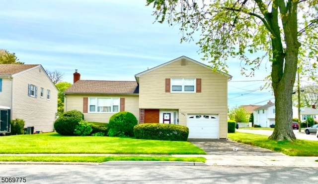 803 Inwood Rd, Union Twp., NJ 07083 (MLS #3710700) :: Pina Nazario