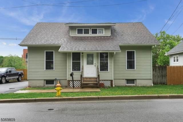 46 Diller Ave, Newton Town, NJ 07860 (MLS #3710732) :: Corcoran Baer & McIntosh