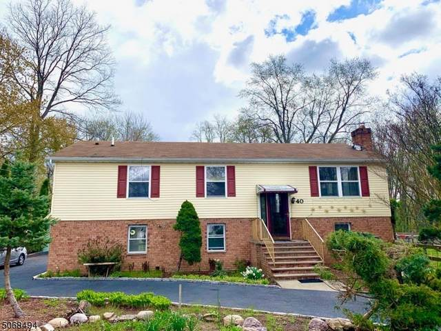 40 River Dr, Parsippany-Troy Hills Twp., NJ 07034 (MLS #3710733) :: RE/MAX Platinum