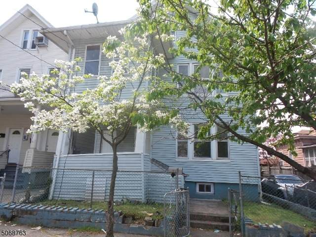 714 E 25th St, Paterson City, NJ 07504 (MLS #3710753) :: RE/MAX Select