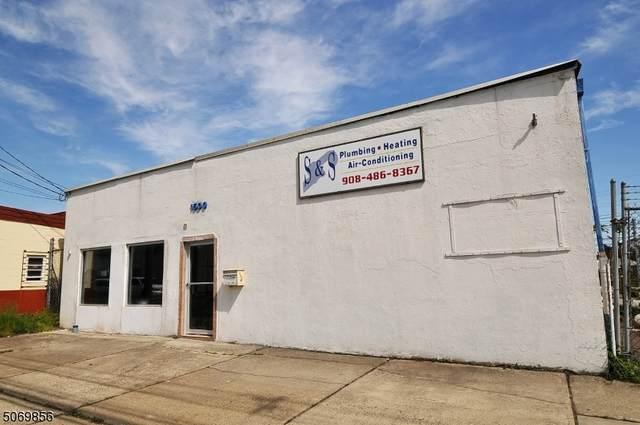 1500 E Elizabeth Ave, Linden City, NJ 07036 (MLS #3710775) :: SR Real Estate Group