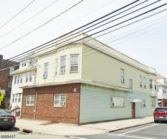 196 Ackerman Ave, Clifton City, NJ 07011 (MLS #3710808) :: Pina Nazario
