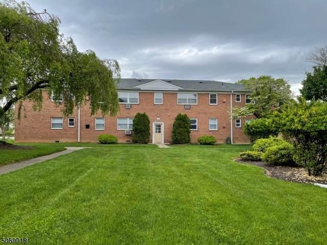 21 Hinchman Ave 1C, Wayne Twp., NJ 07470 (MLS #3710825) :: SR Real Estate Group
