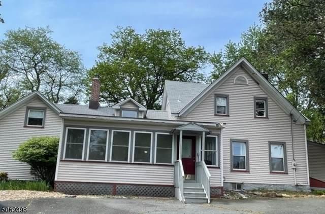 1158 Littleton Rd, Parsippany-Troy Hills Twp., NJ 07950 (MLS #3710827) :: SR Real Estate Group