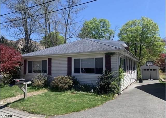 4 Old Ln, Rockaway Twp., NJ 07435 (MLS #3710833) :: Zebaida Group at Keller Williams Realty