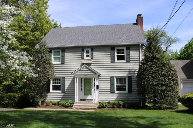 569 Highland Ave, Montclair Twp., NJ 07043 (#3710865) :: NJJoe Group at Keller Williams Park Views Realty