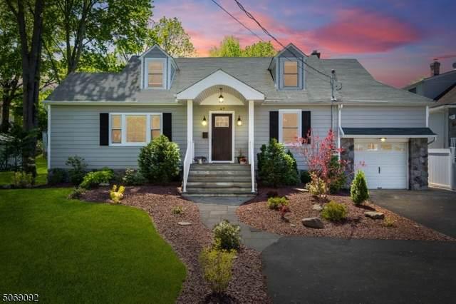 47 Dunlap St, New Providence Boro, NJ 07974 (MLS #3710872) :: Coldwell Banker Residential Brokerage