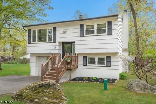 34 Brendona Ave, Hopatcong Boro, NJ 07874 (#3710883) :: NJJoe Group at Keller Williams Park Views Realty