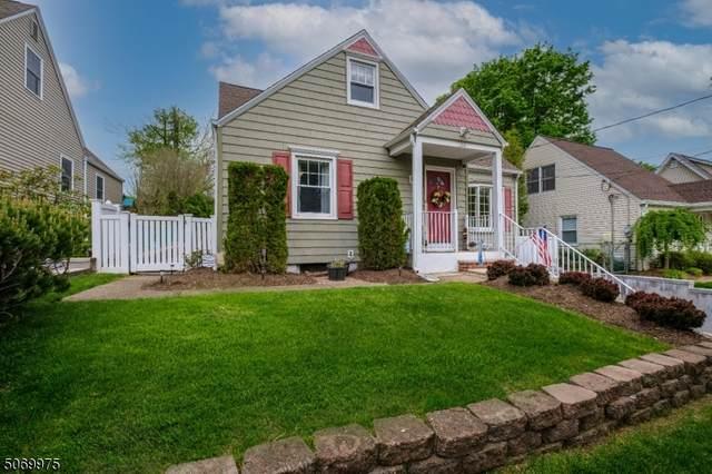 158 Franklin St, Verona Twp., NJ 07044 (#3710884) :: NJJoe Group at Keller Williams Park Views Realty