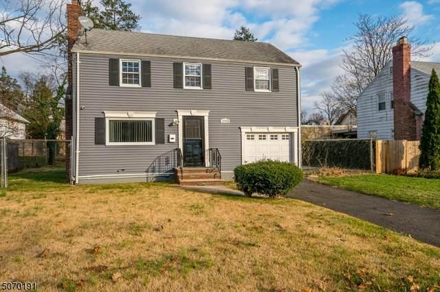 1065 Rose St, Plainfield City, NJ 07060 (MLS #3711039) :: The Dekanski Home Selling Team