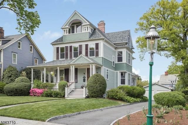 73 Winsor Pl, Glen Ridge Boro Twp., NJ 07028 (MLS #3711127) :: Coldwell Banker Residential Brokerage