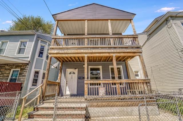 319 Hamilton Ave, Paterson City, NJ 07501 (MLS #3711147) :: RE/MAX Select