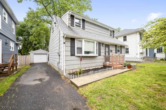 57 Everett Pl, Plainfield City, NJ 07063 (MLS #3711212) :: RE/MAX Select