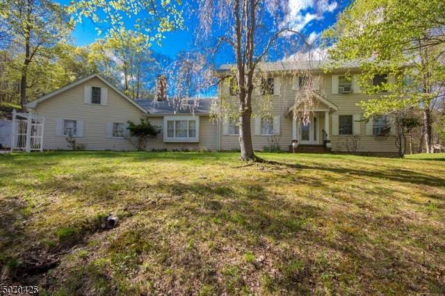 160 Neilson Rd, Wantage Twp., NJ 07461 (MLS #3711230) :: Gold Standard Realty