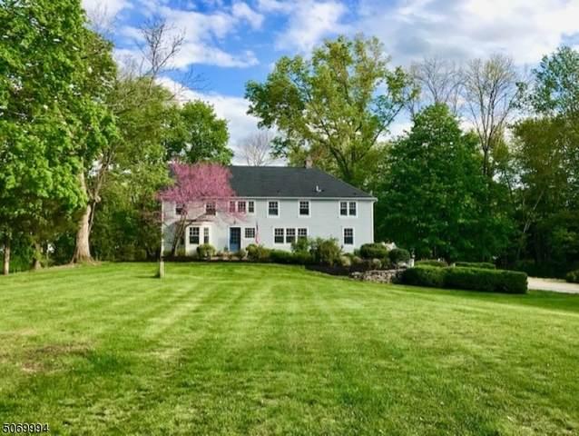 1 Woodland Rd, Harding Twp., NJ 07976 (MLS #3711237) :: SR Real Estate Group