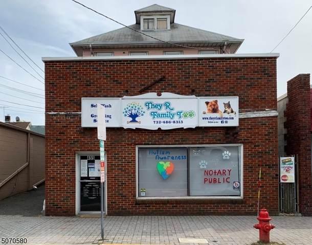 455 New Brunswick Ave, Woodbridge Twp., NJ 08863 (MLS #3711335) :: RE/MAX Select