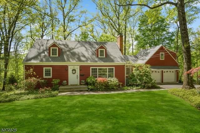 84 Old Fort Rd, Bernardsville Boro, NJ 07924 (MLS #3711366) :: Gold Standard Realty