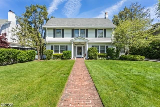 189 Forest Ave, Glen Ridge Boro Twp., NJ 07028 (MLS #3711397) :: Coldwell Banker Residential Brokerage