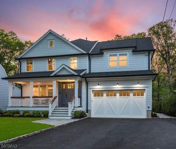 56 Collinwood Ave, Livingston Twp., NJ 07039 (MLS #3711423) :: Gold Standard Realty