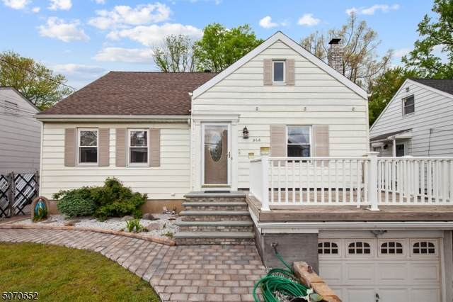366 Mountain Ave, Springfield Twp., NJ 07081 (#3711435) :: Daunno Realty Services, LLC