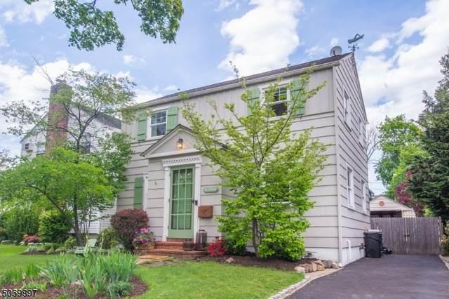 15 Cross Place, Glen Ridge Boro Twp., NJ 07028 (MLS #3711474) :: Coldwell Banker Residential Brokerage